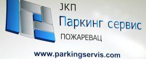 Logo Parking servis