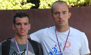 Marko i Nikola ovencani novim medaljama