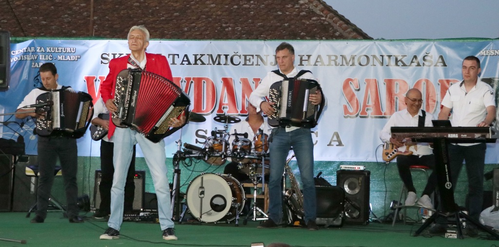 Видовдански сабор у Сибници