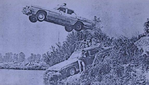 Kostic Kaskaderska scena iz jedne od TV serija