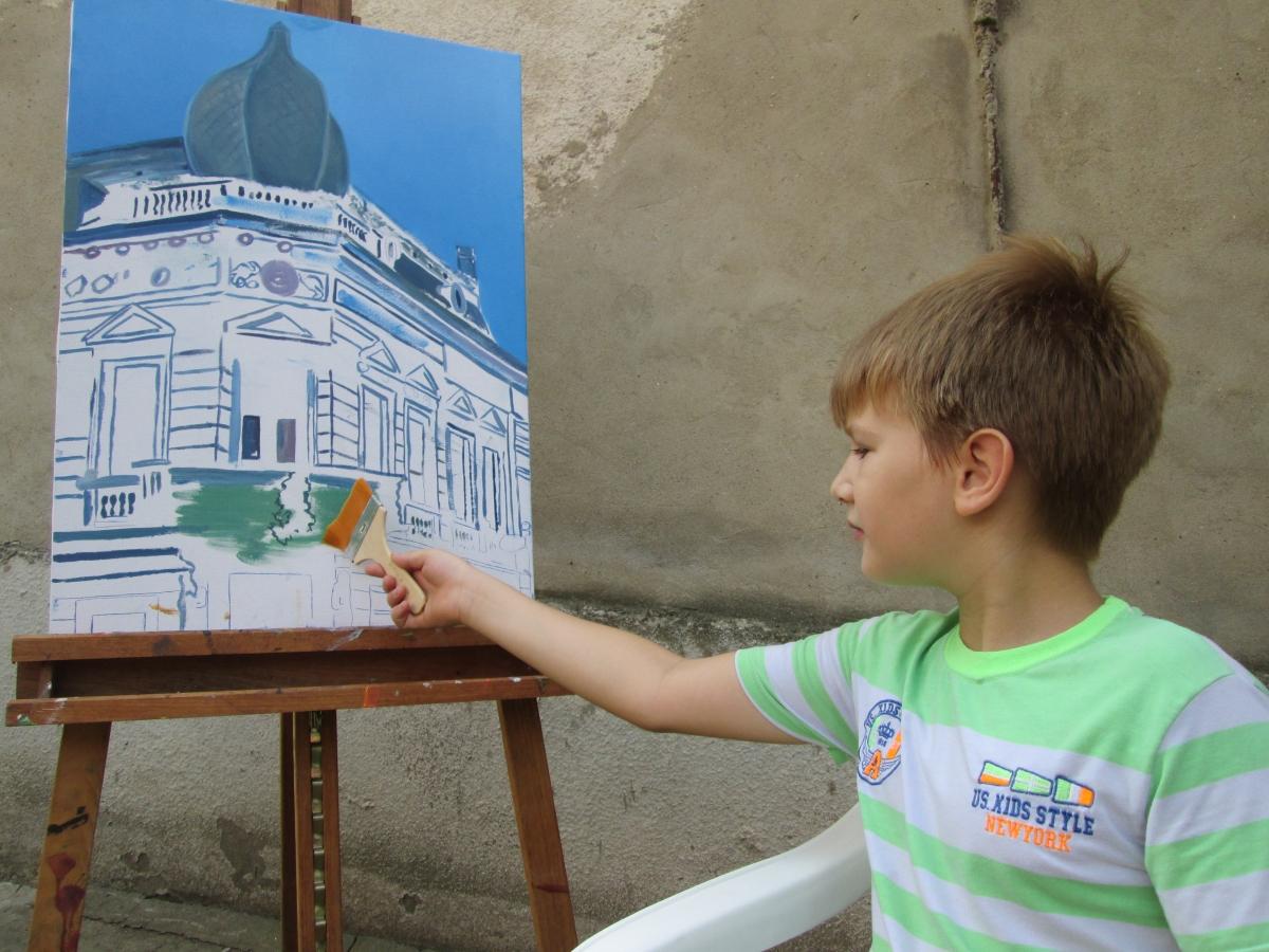Младе сликарске снаге
